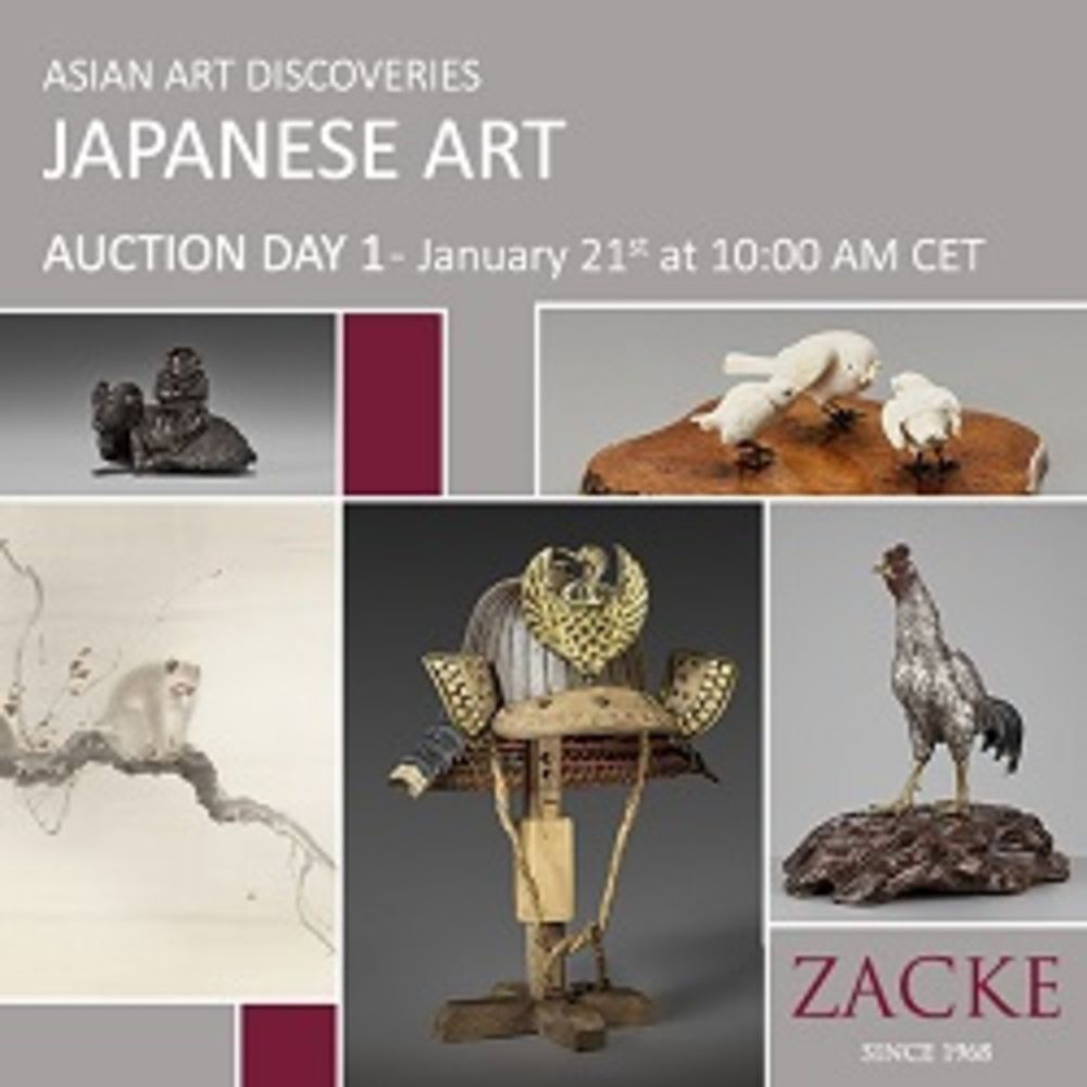 Asian Art Discoveries Day 1 - Japanese Art