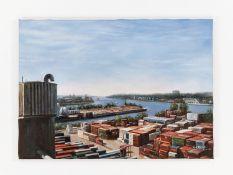 BURCHARDKAI' BY ZHANG XIEXIONG (BORN 1977), DATED 2006