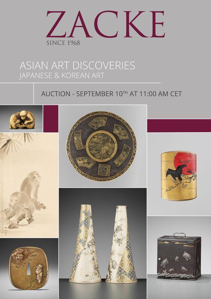 Asian Art Discoveries - Japanese & Korean Art