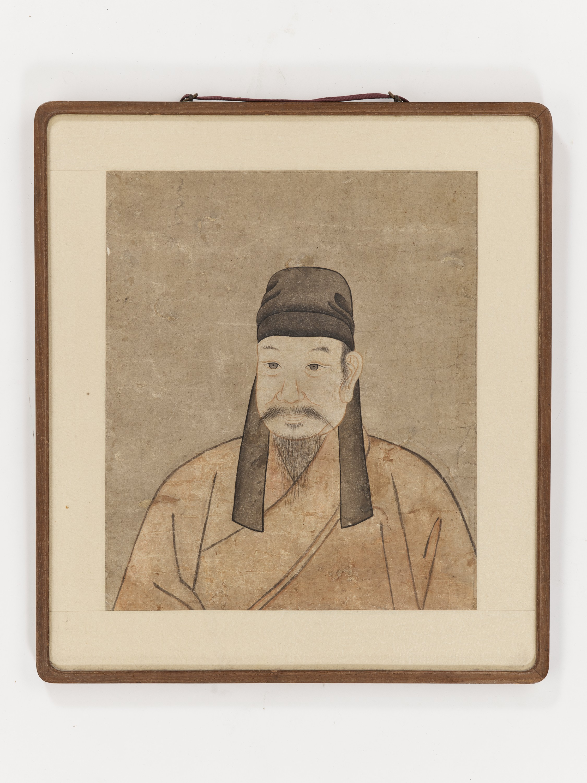 ANCESTOR PORTRAIT', KOREAN SCHOOL, JOSEON DYNASTY