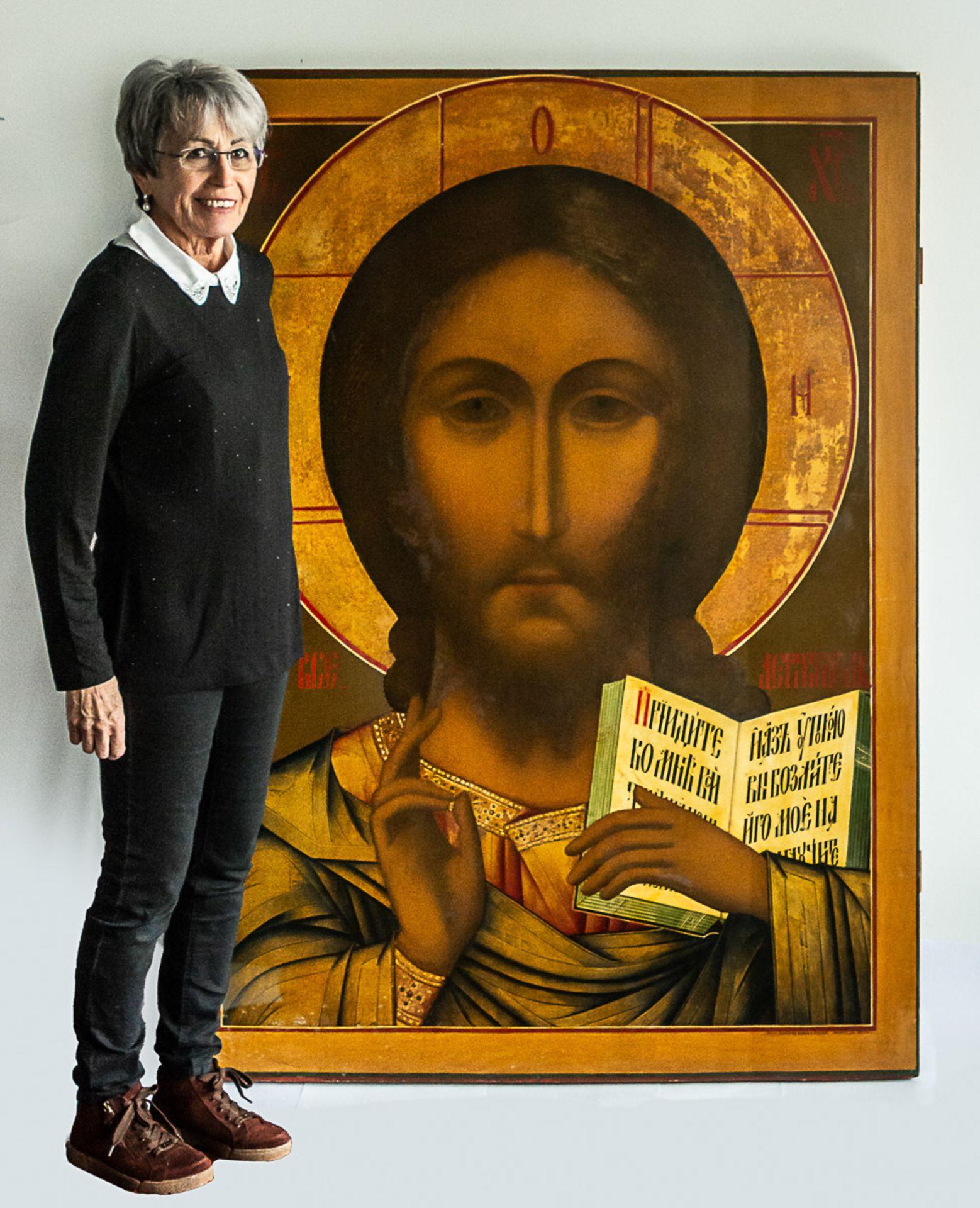 SEGNENDER CHRISTUS