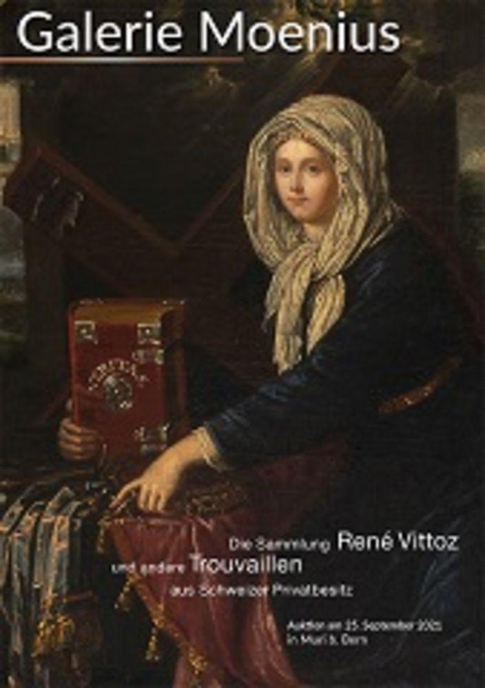 Sammlung René Vittoz und andere Trouvaillen aus Schweizer Privatbesitz