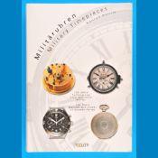 Konrad Knirim, Militäruhren, Military Timepieces, 150  Jahre Zeitmessung beim deutschen Militär, 150