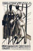 Plakate - Giebe, Hubertus: (Zwei Schaufensterpuppen)