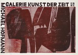 Plakate - Hofmann, Michael: o.T