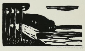Mohr, Arno - Vier Kiefern am Müggelsee