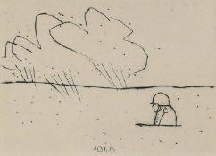Mohr, Arno - Krieg (1940), Blatt 17 aus der Folge: Mein Lebenslauf