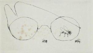 Mohr, Arno - Die Brille, Blatt 41 aus der Folge: Mein Lebenslauf