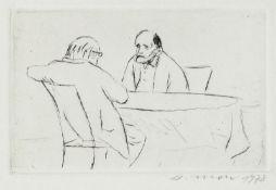 Mohr, Arno - Arno Mohr im Gespräch mit Erwin Strittmatter