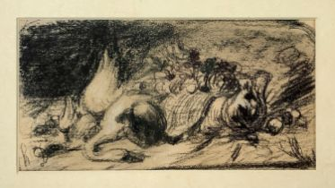 Honoré Daumier Still life