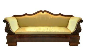 Charles X sofa