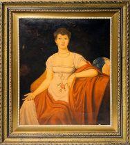 Neoclassical female character