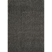 Longweave,Oxford Pile Shaggy Dark Grey Rug120 cm x 170 cm RRP -£38.99 (9028/9 -LOWV2156)