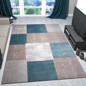 House Additions,Turquoise Area Rug120CM X 170 CM RRP -£66.99 (12092/39 -HSU12111)