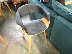 Selsey Living,Asarlo Upholstered Dining Chair (21223/13 -TCDV3368)