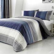 17 Stories, Apalachicola Duvet Cover Set Size: Kingsize, Colour: Blue (HAZM6549.23900986 - HLS1 -