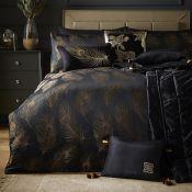 Laurence Llewelyn-Bowen, Dandy Jacquard Duvet Cover Set Size: Kingsize - 2 Standard Pillowcases(