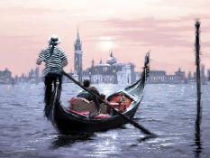 East Urban Home,'Venice' Print on CanvasRRP -£42.99 (15368/14 -CACA6630)