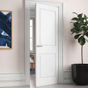 Jeld Wen,Cambridge Hollow Panelled MDF Slab Internal Door RRP -£55.99(19781/3 -JELD1009)