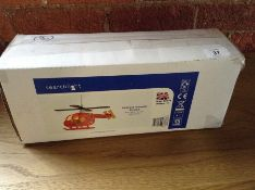 SEARCHLIGHT HELICOPTER PENDANT LIGHT (NEW/BOXED)