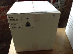 DARK GLYN WOOD EFFECT PENDANT (NEW/BOXED)