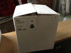 DARK GLYN WOOD EFFECT PENDANT (EX DISPLAY/BOXED)