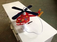 SEARCHLIGHT HELICOPTER LIGHT (EX DISPLAY/BOXED)