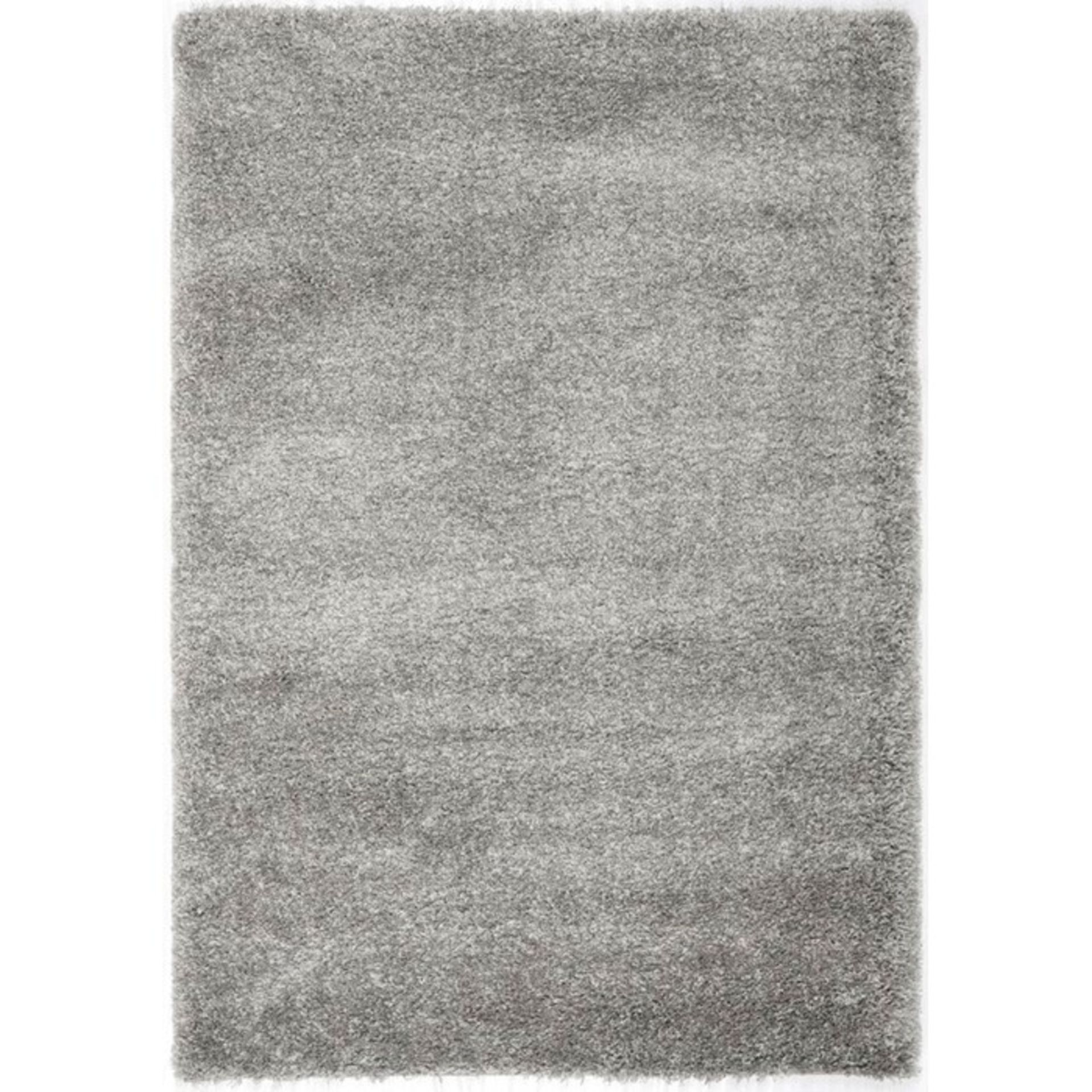 Saltash Grey Area Rug Rug Size: Round 200cm (HL7 - 3/6 -SFVH3536.9057497)