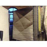 Teppich Ansley in Lila/Beige Teppichgröße: Rechteckig 160 x 230 cm (HL7 - 4/1 -ALAS6242.32438427)