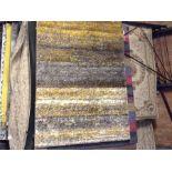 Hartung Shaggy Ochre Rug Rug Size: Rectangle 120 x 170cm (HL7 -1/42 -KUKO3173.56369613)