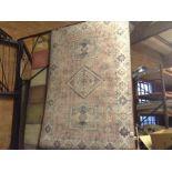Azurite Fenix Blush Rug Rug Size: Rectangle 120 x 180cm (HL7 -1/38 -VCRA1146.50223130)