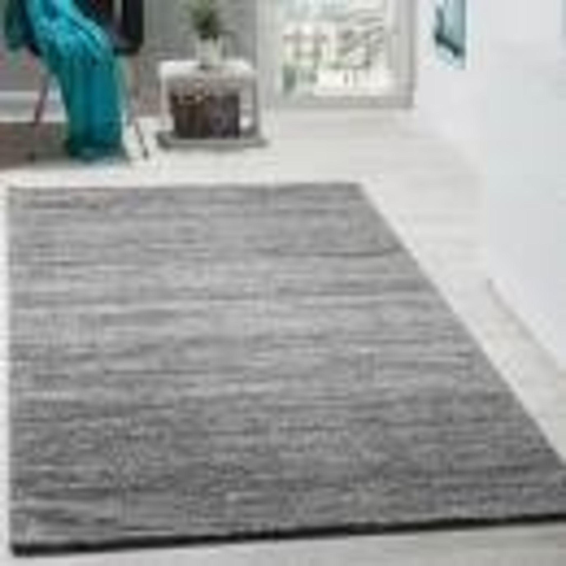 Kiana Grey Rug Size: Runner 70 x 250cm (HL7 -1/27 -ALAS6851.32466584)