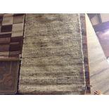 Broome Handwoven Grey/Beige Rug Rug Size: Rectangle 80 x 150 cm (HL7 - 4/38 -STFE1480.55577650)