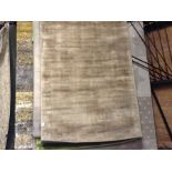Doris Hand Tufted Mocha/Beige Rug Rug Size: Rectangle 120 x 170cm (HL7 -1/31 -HAZM4428.21964978)