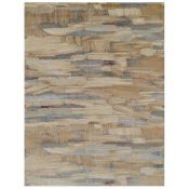 Three Posts,Ravenwood Grey/Cream Area Rug RRP -£84.99 (120x180cm) (9664/25 -TPOS1847)