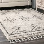 Ledet Off-White Rug Rug Size: Rectangle 201 x 274cm (HL7 - 3/12 -BLEL3796.42770679)
