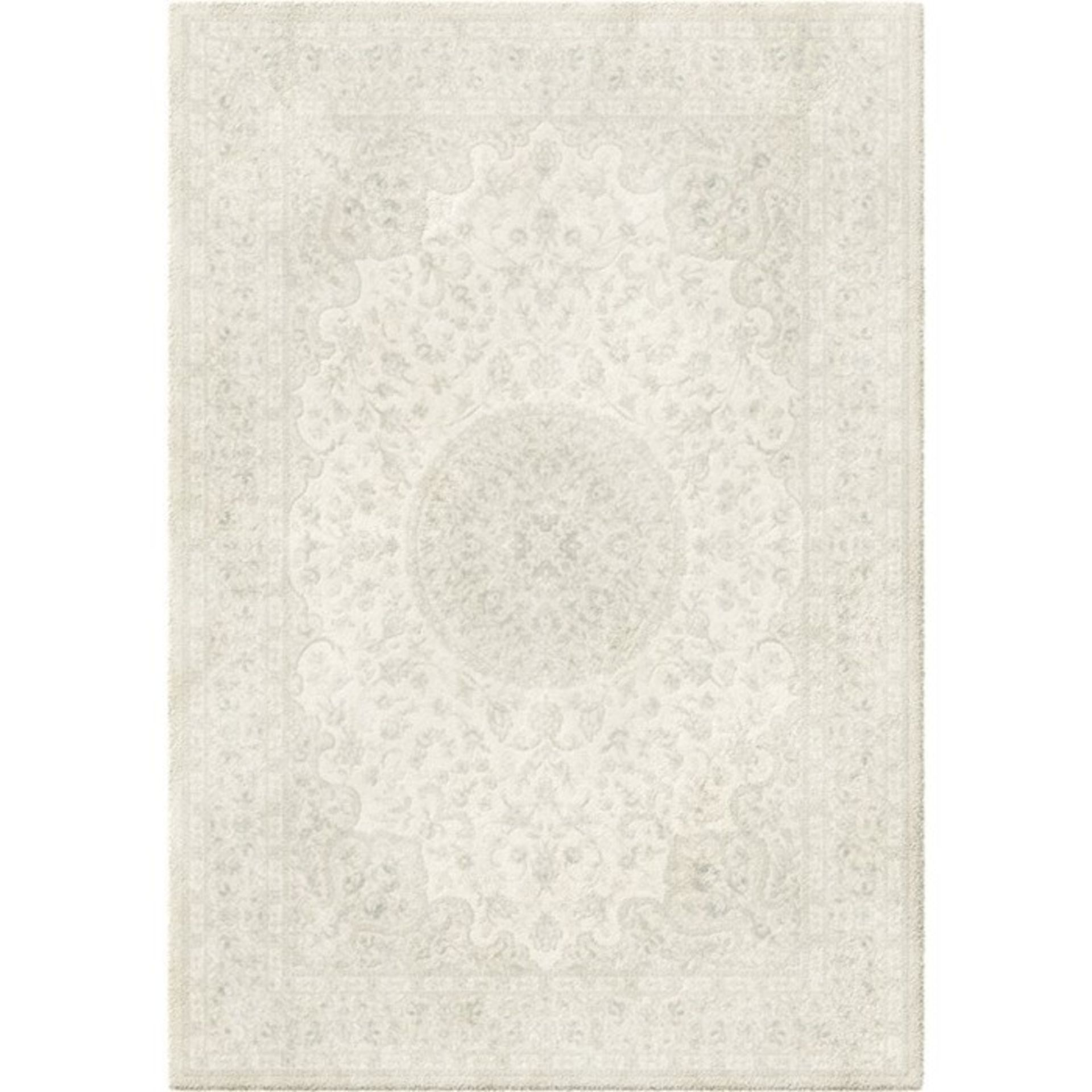 Nicolette Cream Rug Rug Size: Rectangle 160 x 230cm (HL7 - 3/4 -HOKG7679.37865979)