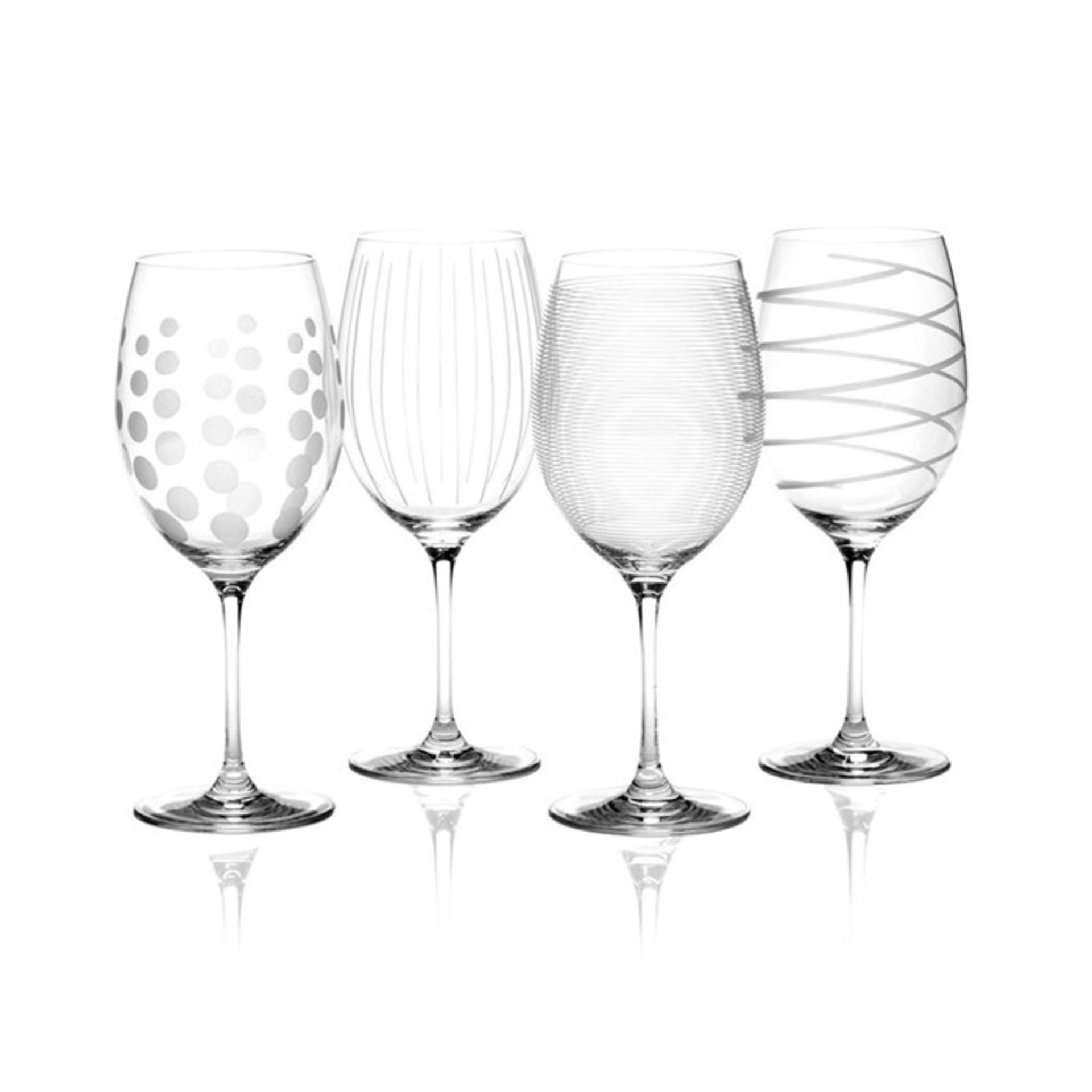 Mikasa, Cheers 4 Piece 685ml Red Wine Glass Set - RRP £24.99 (MBCT1009 - 20863/4) 2D