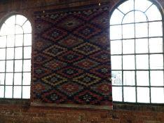 Innen/Außen Teppich Cleobury in Rot/Orange/Schwarz Teppichgröße: Rechteckig 200 x 280 cm (HL7 -