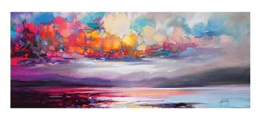 Caracella, 'Stratocumulus' by Scott Naismith Painting Print - RRP £26.99 (CACA3948 - 17061/5) 2A