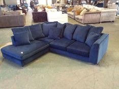 BLUE VELVET 2 PART CORNER (DIRTY WORN) (WM28-K300)