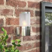 House Additions, Xeloo 1 Light Outdoor Sconce - RRP £29.99 (QGL1256 - 4069/13) 5D