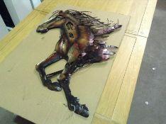 HORSE WLAL DECOR