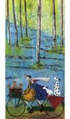 East Urban Home,'Spring' by Sam Toft Print (13254/33 -CACA9765)(BOXED, NOT CHECKED)