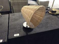 | 1x | Made.com Joslin Wall Lamp Natural RRP £35 | SKU MAD-WLPJOS003NAT-UK | RAW | RRP £35 | TOTAL