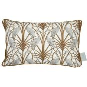 The Chateau By Angel Strawbridge, Nouveau Heron Cotton Cushion with Filling (30X50CM) - RRP £21.