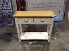 Rutland Painted Oak Hall Table (CH-M6 -RA-CON-TR)