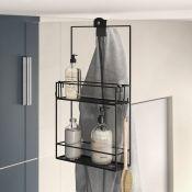 Umbra, Cubiko Shower Caddy - RRP £29.99 (UMBA1106.22749507 - HL9 - 6/45) 1A