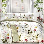 Lily Manor, Delvale Duvet Cover Set (KING) - RRP £22.99 (IRJ10009.39023823 - HL9 - 6/17) 1C