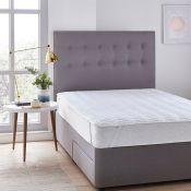 Silentnight, Deep Sleep Mattress Protector (SUPER KING) - RRP £31.99 (NIZ10377.55029872 - HL9 - 14/